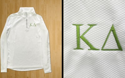 UF Kappa Delta Embroidery Jacket